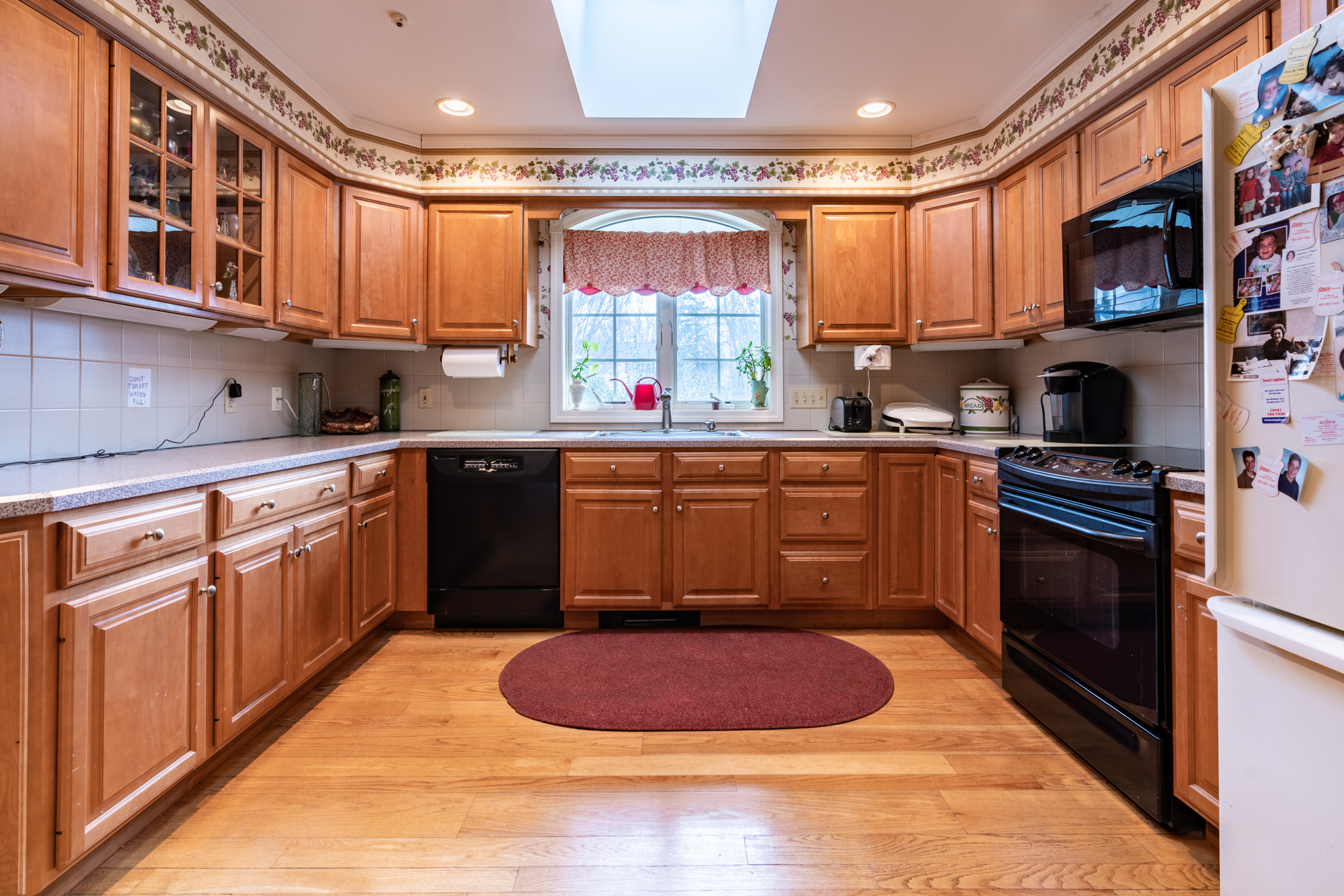 50 Winterwood Dr Southbury in law kitchen