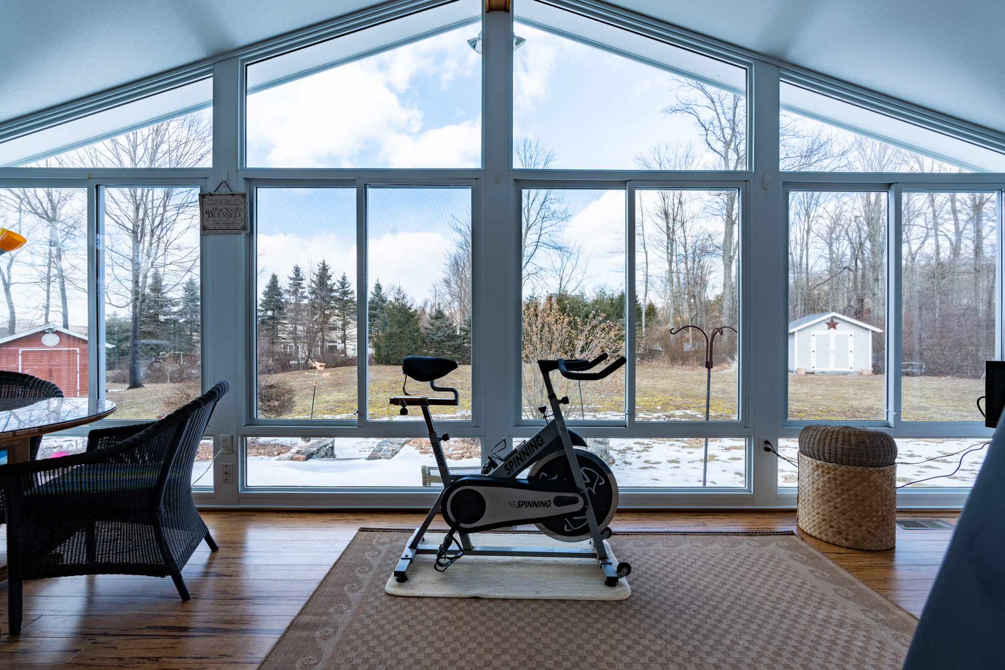 50 Winterwood Dr Southbury sunroom 3