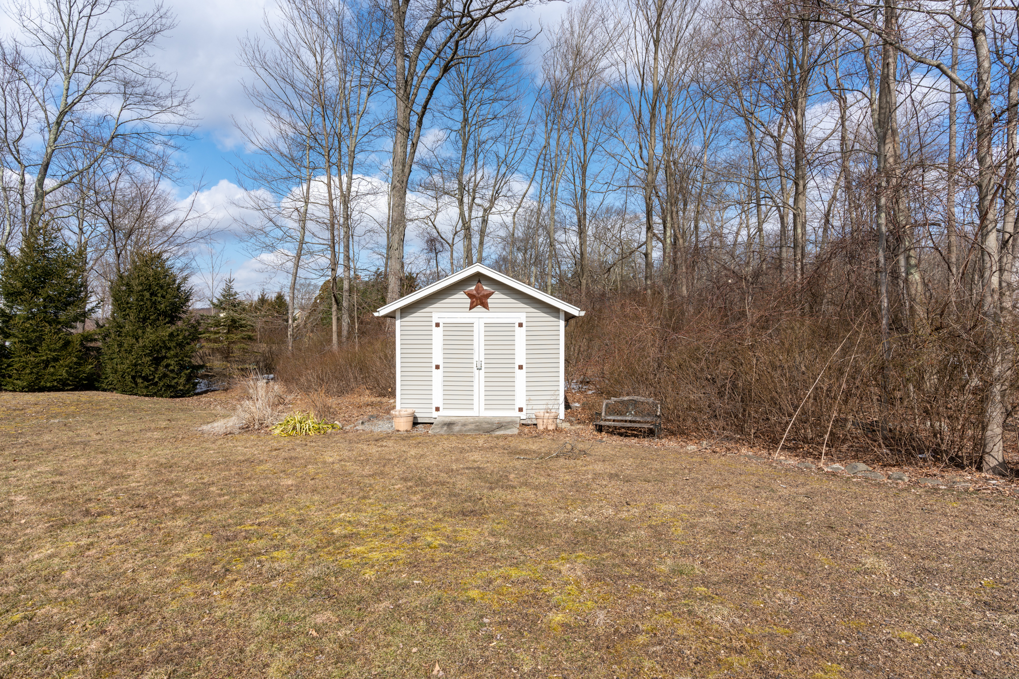 50 Winterwood Dr Southbury shed 2